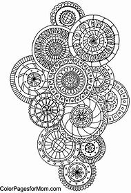 Free Printable Paisley Coloring Pages Adult