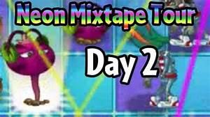 Video Plants vs Zombies 2 Neon Mixtape Tour Day 2