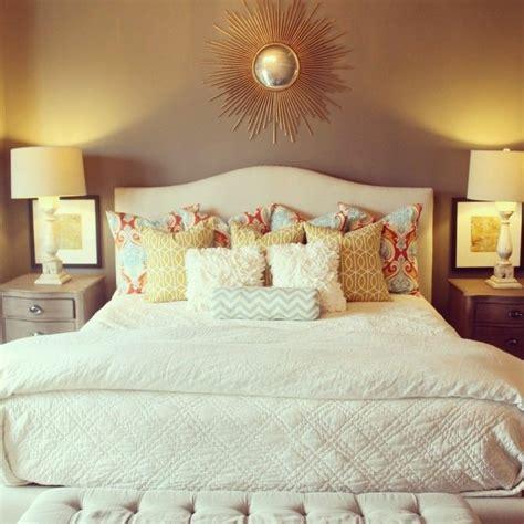 chambre lit blanc idee decoration chambre parentale meilleures images d