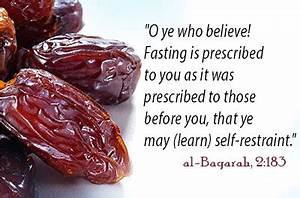 3 Great Reasons for Fasting in Ramadan « Islam - The True ...