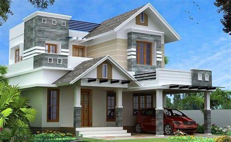modern kerala style house design   bhk