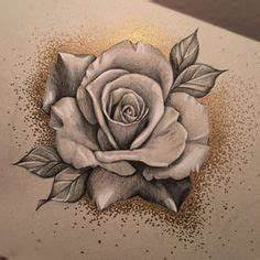 How to Draw a Rose In Pencil, Draw a Realistic Rose, Step ...