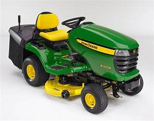 John Deere X300r Garden Tractor Spare Parts