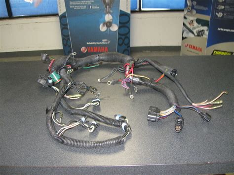 mercury outboard ignition wiring harness part number