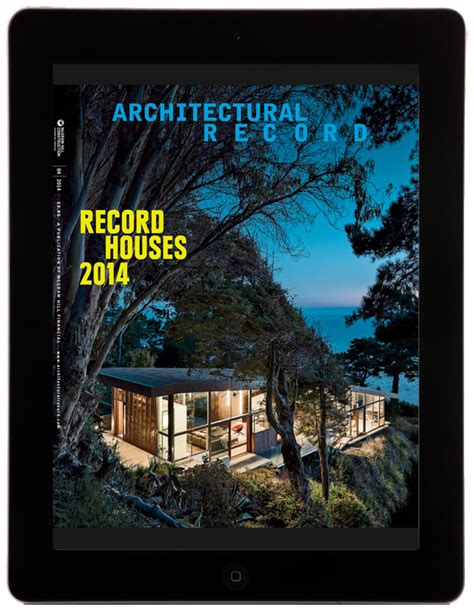 B2b New Tablet Edition From Mcgrawhill For Archrecord; A
