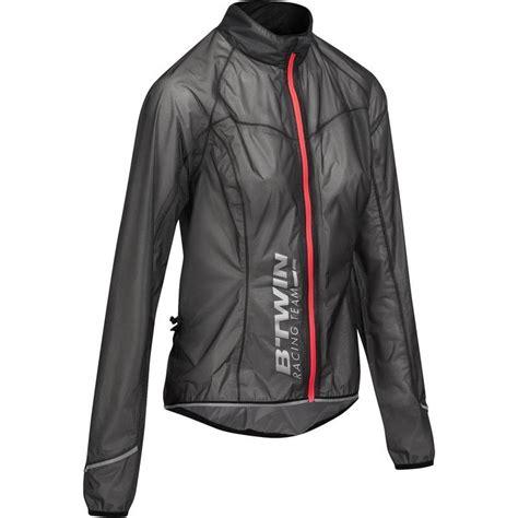 road cycling jacket 900 women 39 s ultralight rainproof road cycling jacket