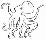 Coloring Octopus Pages Printable Octopuses Bestcoloringpagesforkids Cartoon Animal Printables Colored Preschool Drawing Sea Getcoloringpages Coloringme Jos Follow sketch template