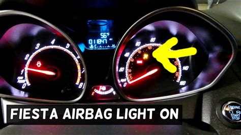 airbag light on ford airbag light on diagnostics and fix