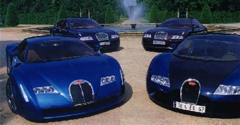 Bugatti veyron eb 16.4 1/18 production car pearl/ice blue diecast autoart 70908. Bugatti Page: 2000 news