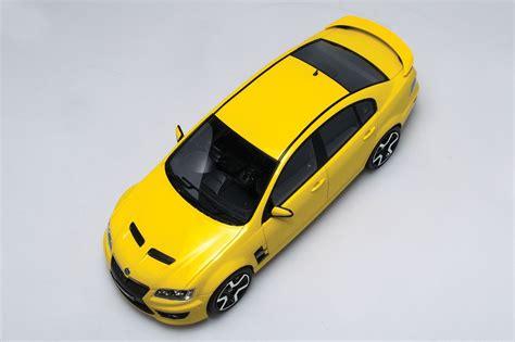 118 Hsv E3 Gts Hazard Yellow Biante
