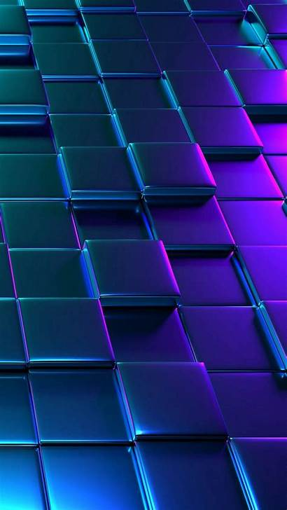 Cubes Rendering Highlighting Structure 5s Parallax 5c
