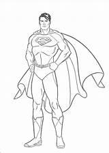 Superman Coloring Pages Print Super Man Printable Para Dibujos Colorear Outline Imprimir Draw Pintar Google sketch template