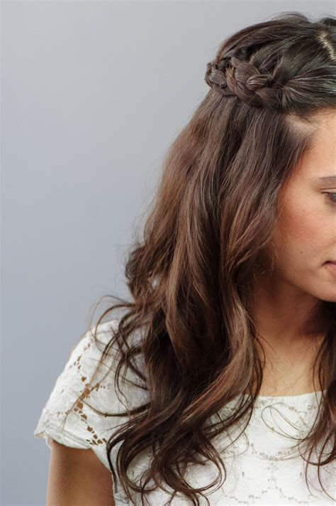 how to braided wedding hair for beginners a practical