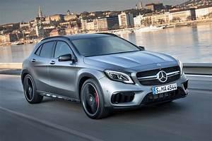 Mercedes 45 Amg : 2018 mercedes benz gla class amg gla 45 4matic pricing for sale edmunds ~ Maxctalentgroup.com Avis de Voitures