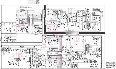 lg cbg service manual  schematics eeprom