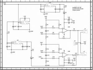 Current Differential To Voltage Line Level From Pcm1794 Et