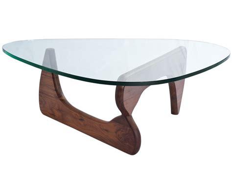 table noguchi noguchi coffee table 19mm glass platinum replica
