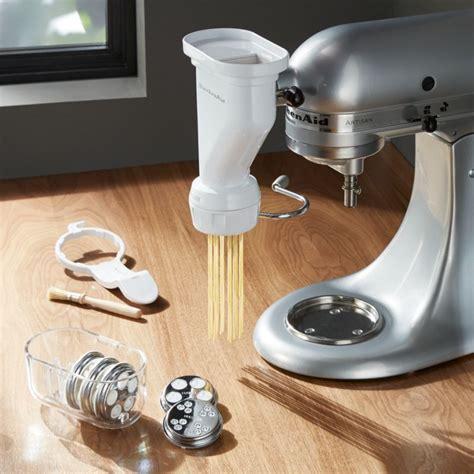 kitchenaid stand mixer pasta press attachment reviews