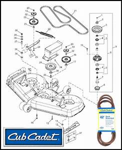 32 Cub Cadet Ltx 1050 Parts Diagram