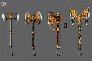 dwarf axe concepts warhammer | Weapons and Armor: concept ...