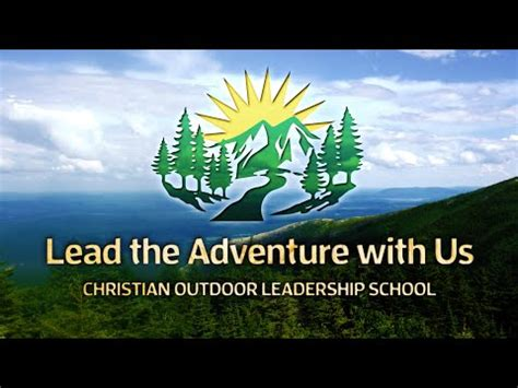 christian outdoor leadership school cols overview youtube