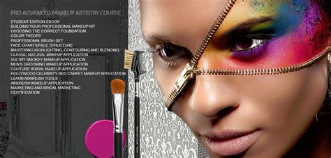 make up artist course makeup courses michael boychuck online hair academy