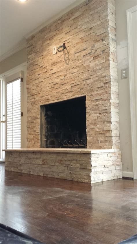 stacked for fireplace 17 best ideas about stacked stone fireplaces on pinterest stone fireplace mantles stacked