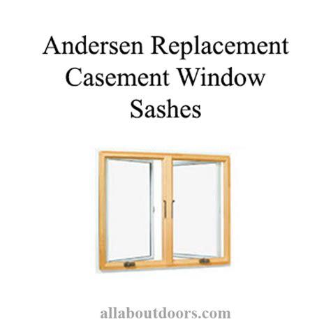 remove  andersen casement window sash mycoffeepotorg