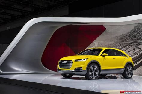 Audi At Moscow International Auto Show 2014