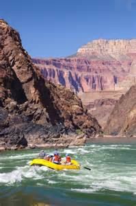 Grand Canyon River Rafting Trip