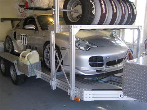 open trailer  tire rack  page  rennlist porsche discussion forums