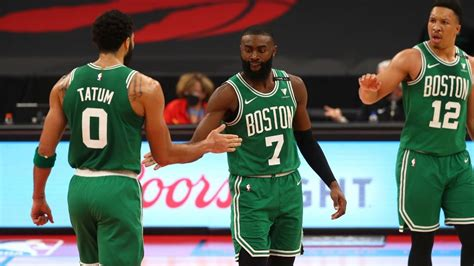 'Jayson Tatum and Jaylen Brown are a top 3 duo': Celtics ...