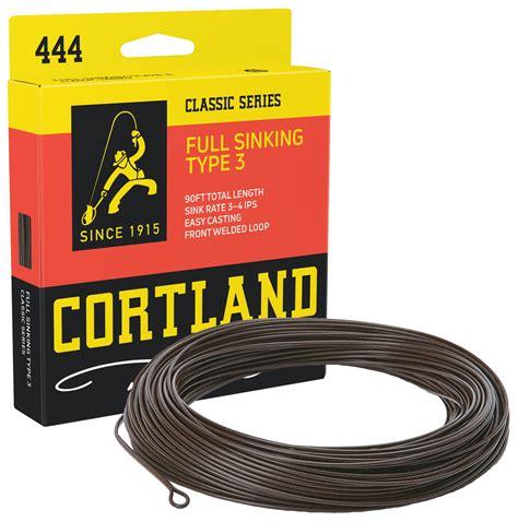 cortland  classic type  sink tip fly fishing  ebay