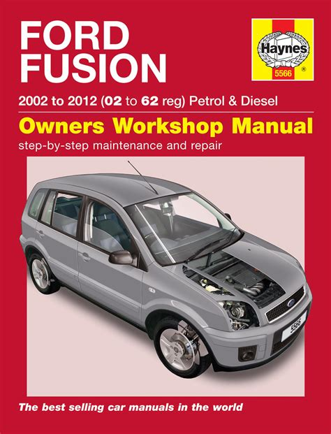 owners manual   ford fusion