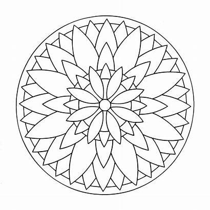 Pintar Mandalas Mandala Quieras Tal Colorear Vez