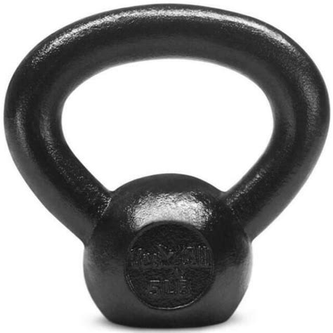 kettlebell yes4all weights workout body iron cast solid lb kettlebells