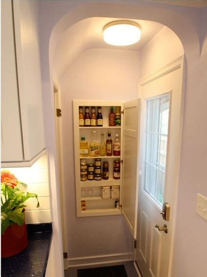 recessed in wall kitchen pantry cabinet kitchen storage between the studs 5 exles of smart