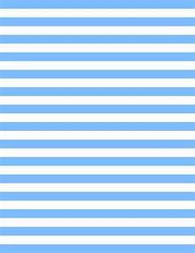 blue flower striped background
