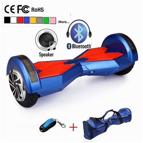 hoverboard with bluetooth speakers and led lights 2017 new 8 inch hoverboard electric scooter bluetooth
