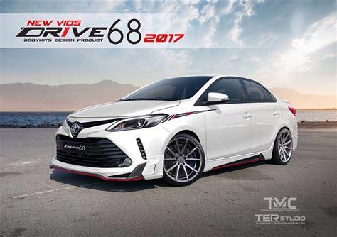 Vios Modified Club Pic 2017 by 2017 Toyota Vios Gets Ter Studio Kit