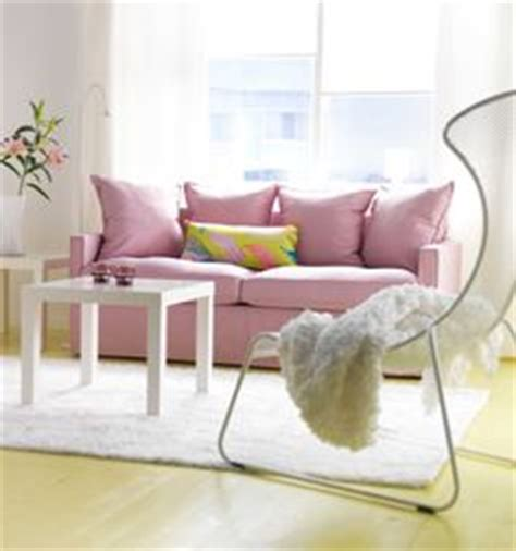 kivik three seat sofa combination and footstool with