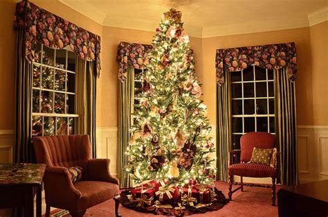 christmas tree living room flickr photo sharing