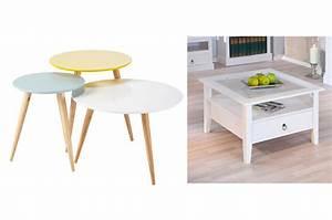 Table Basse Bois Maison Du Monde : table basse gigogne fait maison le bois chez vous ~ Teatrodelosmanantiales.com Idées de Décoration