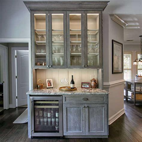 cerused oak kitchen remodel project walker woodworking