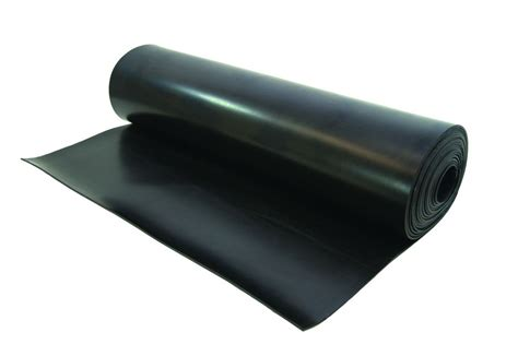 3 16 quot black neoprene rubber sheet 12 ft x 36 quot wide ebay