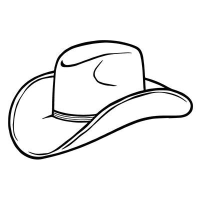 fedora hat drawing  getdrawings