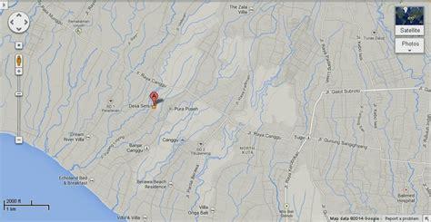 detail desa seni yoga bali location map bali weather