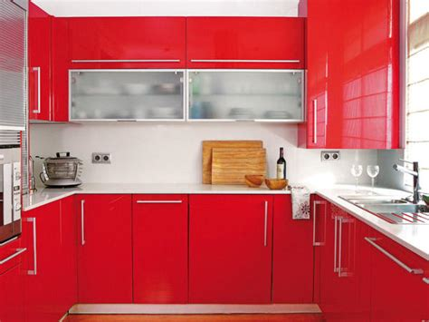 foto cocina roja de miriam marti  habitissimo
