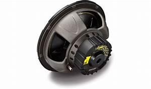 Kicker C10 Comp Series 10 Inch Sub 150 Watt Rms 4 Ohm Dual
