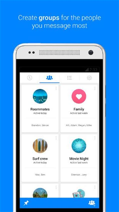 Facebook Messenger For Android  Download For Free